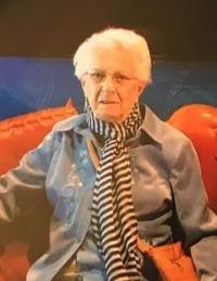 Elizabeth  Betty Hayward avis de deces  NecroCanada