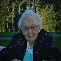 Elizabeth Mary O'Dea nee Swain avis de deces  NecroCanada