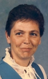 Lesley WARMAN avis de deces  NecroCanada