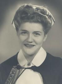 Margaret Peg Kavanagh avis de deces  NecroCanada