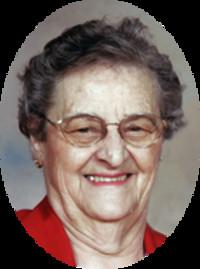 Betty Dietrich avis de deces  NecroCanada