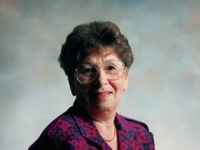Marie Larsen avis de deces  NecroCanada