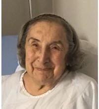 Maria Dolores DIXSON-BORDOLL Nee Bullich avis de deces  NecroCanada