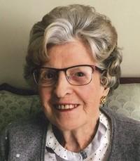 Helen Beulah McMahon avis de deces  NecroCanada