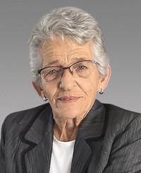 Doris Langlois Couture avis de deces  NecroCanada