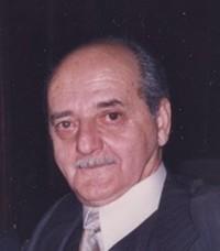 Georgios Balolakis avis de deces  NecroCanada