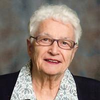 Ingeborg Emmy Tismer avis de deces  NecroCanada