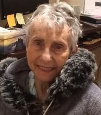 Jeannine Mary Jean Kot Voet avis de deces  NecroCanada