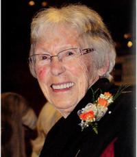 Margaret Helen Houchin Dodd avis de deces  NecroCanada