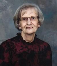 Theresa Elizabeth Schrieber Stienmacher avis de deces  NecroCanada