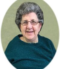 Bella Vera Margaret Ganje Aspelieter avis de deces  NecroCanada