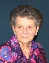 Mme Gertrude Caux Boilard 1927-2019 avis de deces  NecroCanada