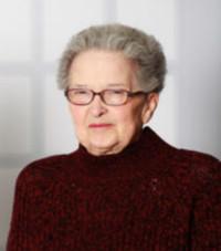 Angela Anna Fjeld avis de deces  NecroCanada