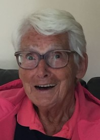 Frances Mary Wilson nee Strain avis de deces  NecroCanada
