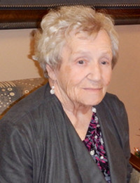 Mme Leonie Trahan avis de deces  NecroCanada