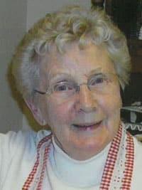 Anne Irene Robb avis de deces  NecroCanada