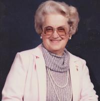 Margaret Hancock avis de deces  NecroCanada