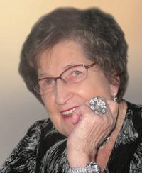 Mme Therese Bouchard GIRARD avis de deces  NecroCanada