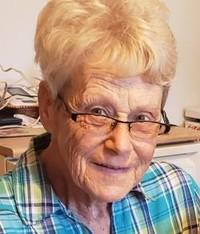 Myrna Mahaney avis de deces  NecroCanada