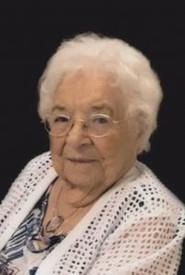 Mme Rita Goyette Laverdure avis de deces  NecroCanada