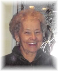 Olga Suidak avis de deces  NecroCanada