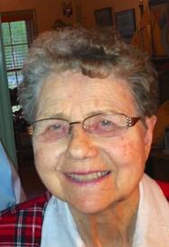 Florence Shirley Walker avis de deces  NecroCanada