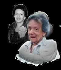 Anne Lucille Henderson Levi avis de deces  NecroCanada