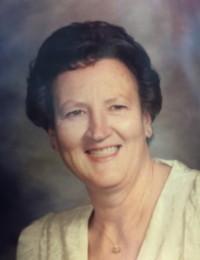 Edith Florence Mahoney avis de deces  NecroCanada