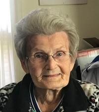 Hildegard Hilda Minnie Schultz avis de deces  NecroCanada