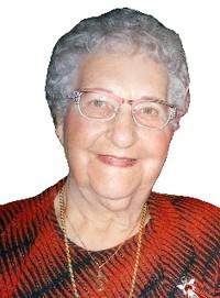 Mme Rachel Chainey Ducharme avis de deces  NecroCanada
