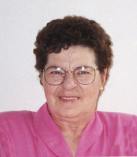 Olga Dobrowolsky Derkach avis de deces  NecroCanada