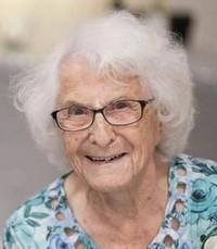 Betty Ramshaw avis de deces  NecroCanada