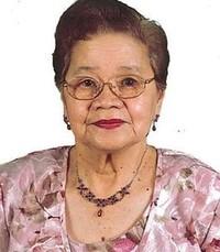 Delia Corinna Cruz Alvarez avis de deces  NecroCanada