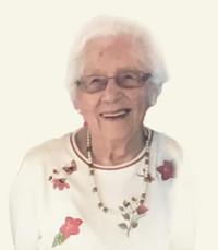 Doris Nevada Moore Dellow  2019 avis de deces  NecroCanada