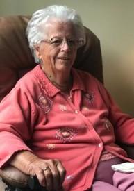 Doris E Gorman avis de deces  NecroCanada