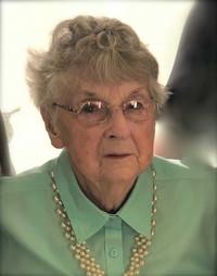 Mary Eleanor Holland avis de deces  NecroCanada