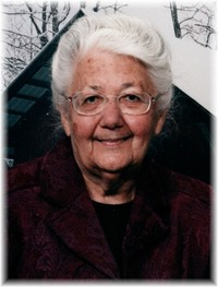 Mary Florence Allen Robinson avis de deces  NecroCanada