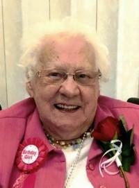 Marie Anne LeBlanc avis de deces  NecroCanada