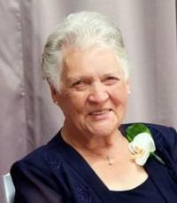 Mary Ruby Conway Johnston avis de deces  NecroCanada