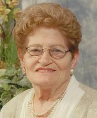 Mme Teresa Genghini Pin avis de deces  NecroCanada