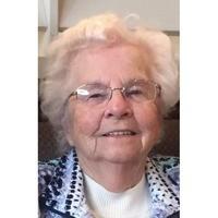 Gertrude Evelyn Hicks nee Moulton avis de deces  NecroCanada