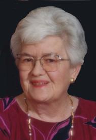 Dorothy Frances Suggitt avis de deces  NecroCanada