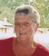 Florence Koch Garton avis de deces  NecroCanada