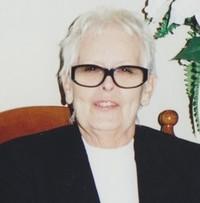 Patricia Cook avis de deces  NecroCanada