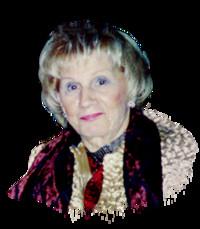 Christine Rauth nee Glazewski avis de deces  NecroCanada