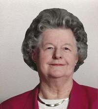Marion Fletcher Arscott Buchanan avis de deces  NecroCanada