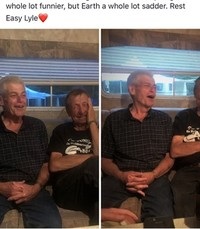 Lyle Leroy Stamp  Monday October 7th 2019 avis de deces  NecroCanada