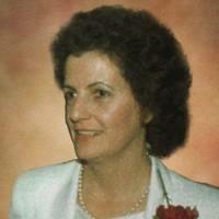 PEARSON Shirley  — avis de deces  NecroCanada