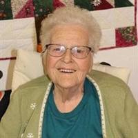 Audrey Pearl Baker  January 1 1927  October 6 2019 avis de deces  NecroCanada