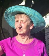 Mary Fitzgerald  October 7th 2019 avis de deces  NecroCanada